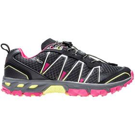 CMP Campagnolo Atlas Shoes Women nero-rasperry-acido